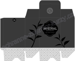 100% ORGANIC TEA MISTRAL GRAND SELECTION PURITY HARMONY RELAXATION - ochranná známka