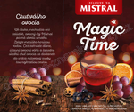 Exclusive tea MISTRAL Magic Time - ochranná známka