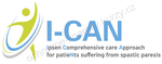 I-CAN Ipsen Comprehensive Care Approach for patients suffering from spastic paresis - ochranná známka