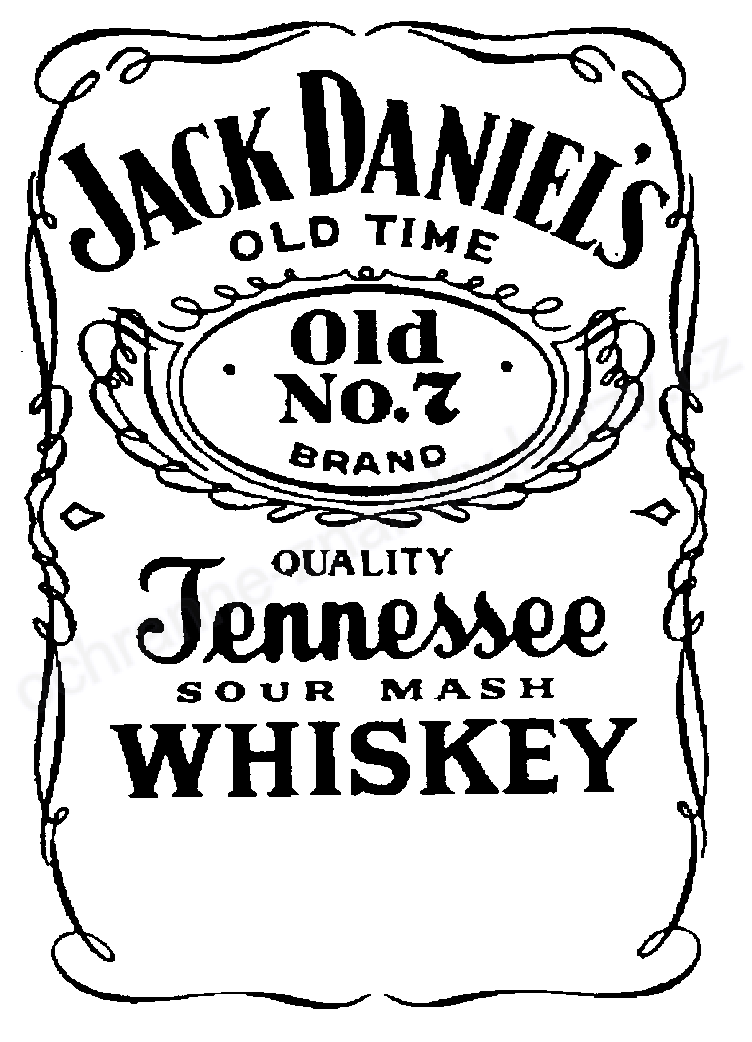 jack daniel u0026 39 s old time old no 7 brand quality tennessee sour mash whiskey