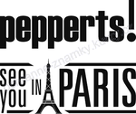 pepperts! see you IN PARIS - ochranná známka