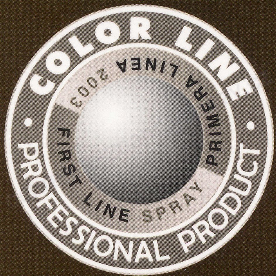 PROFESSIONAL PRODUCT COLOR LINE FIRST LINE SPRAY PRIMERA LINEA 2003 - ochranná známka