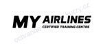 MY AIRLINES CERTIFIED TRAINING CENTRE - ochranná známka