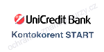 UniCredit Bank Kontokorent START - ochranná známka